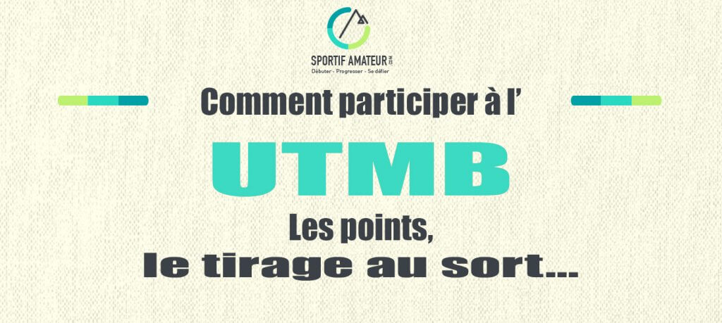 participer a utmb ultra trail
