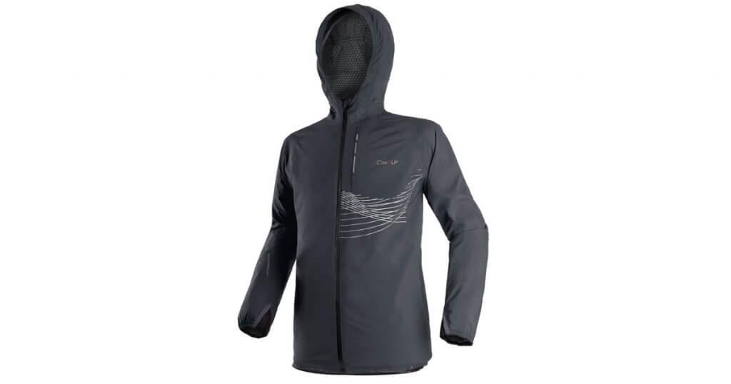 veste trail cimalp impermeable