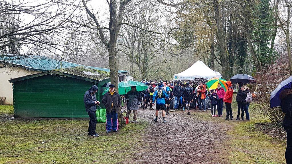 Ravito 2 - Trail des Poilus