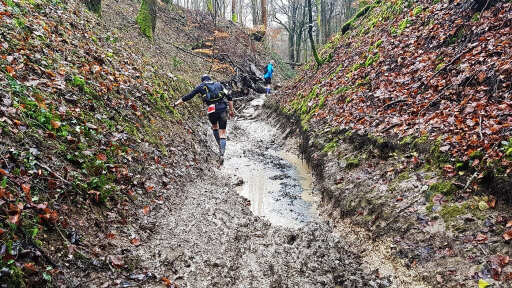 Tranchées - Trail des Poilus