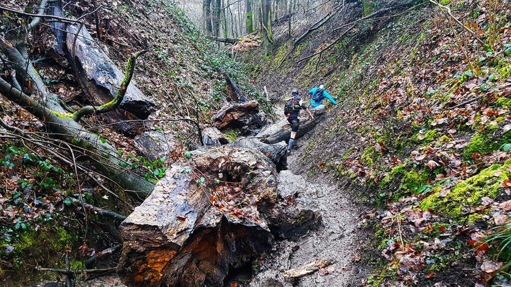Trail des Poilus