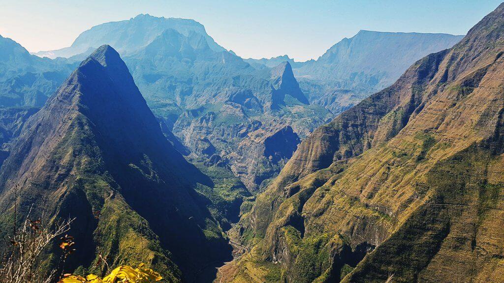 Ile de la Réunion - Diagonale des fous
