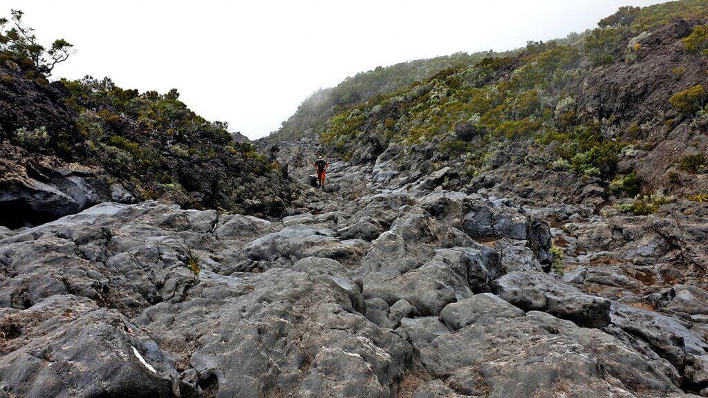 Coulée de lave Chisny