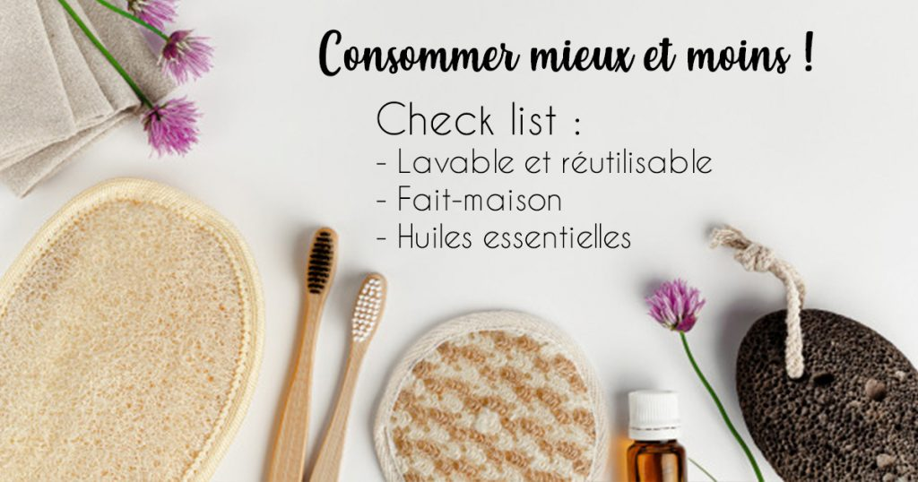 consommer mieux écolo